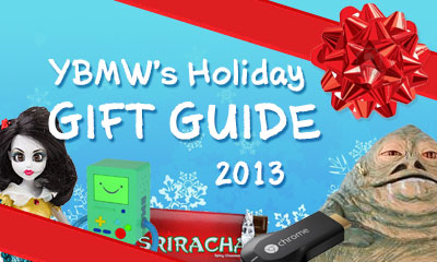 YBMW: Annual Holiday Gift Guide & Daily Giveaway 2013!