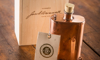 Wookie Contest: YBMW Gift Guide Giveaway - Jacob Bromwell's Great American Flask