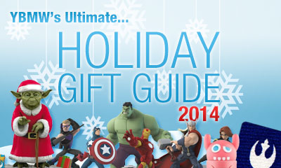 You Bent My Wookie Features: YBMW: Annual Holiday Gift Guide & Daily Giveaway 2014!