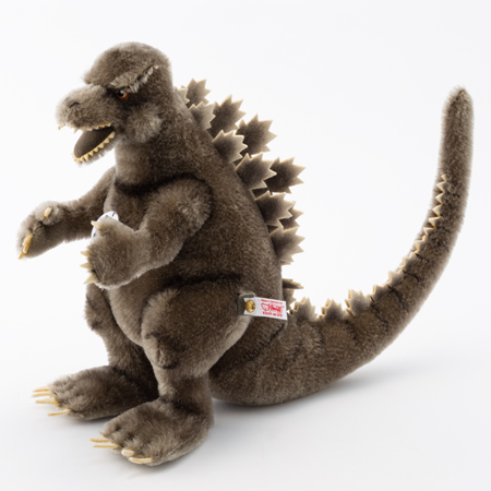 Steiff Set To Release High End Totoro and Godzilla Plush In Japan – YBMW