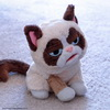 Put Your Hand Up Grumpy Cat's Butt With The New Grumpy Cat Puppet
