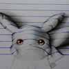 "15-Year-Old Artist's  Characters Popping Out of ""Notebooks"" Illusion"