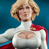 Sideshow Collectibles' Power Girl Premium Format Figure is Breastacular