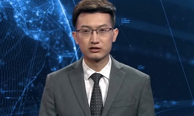 What's Hot: China Unveils AI News Anchor