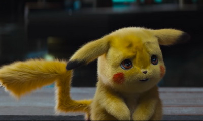 What's Hot: First Trailer For 'POKÉMON Detective Pikachu' Starring Ryan Reynolds