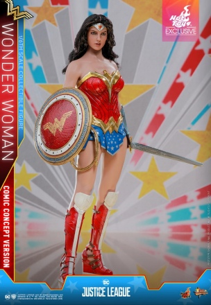 Hot Toys - Justice League - Wonder Woman Comic Concept Version collectible figure_9.jpg