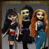 Win Bleeding Edge's New Series 7 Begoth Dolls!
