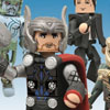 DST: Collectible Thor Movie Minimates Wave 1 Unveiled