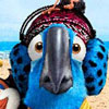 Second Trailer And Poster For New CGI Film 'Rio'