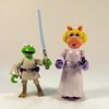 Disney Park Exclusive Star Wars Muppets Figures Review Part 1