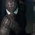 Hot Toys - Spider-Man 3 -  Spider-Man - Black Suit Version Collectible Figurine with Sandman Diorama Base_PR10.jpg
