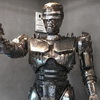 Amazing Steam Punk Scrap Metal Movie Character Sculptures!