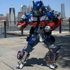 Super Cool Transformers Costumes Made From Household Items