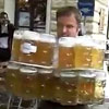 Party Foul: German Beer Server Drops Ginormous Tray Of Beers