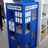 The Infinitely Epic Cats TARDIS Playhouse
