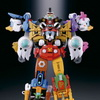 Chogokin Super Comibining King Robo King Mickey & Friends