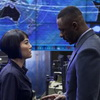 New Image from Guillermo del Toro's PACIFIC RIM Features Idris Elba and Rinko Kikuchi