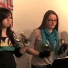 "Adele's ""Rolling in the Deep"" - Performed Entirely With Christmas Handbells"