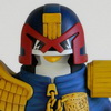 Judge Dredd + Penguins = Awesome