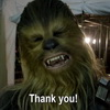 JJ Abrams and Others From The Set of STAR WARS: THE FORCE AWAKENS Say Thank You