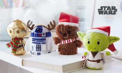 Wookie Contest: YBMW Giveaway! - Hallmark Star Wars Christmas Itty Bittys!