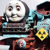 Mad Max Style Thomas The Tank Engine Has Spider Legs and Working Laser