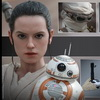 Hot Toys – Star Wars: The Fore Awakens 1/6th scale Rey and BB-8 Collectible Set