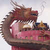 Have You Seen The Buddhist Temple With a 17 Story Dragon Wrapped Around It?