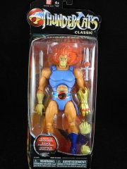 Lion Tygra on Images Of Bandai   S Upcoming Thundercats Classics Lion O And Tygra
