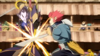 Thundercats  Episode on Video And Images From Upcoming Thundercats Episode     The Duelist And