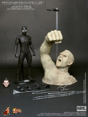 Hot Toys - Spider-Man 3 -  Spider-Man - Black Suit Version Collectible Figurine with Sandman Diorama Base_PR15.jpg