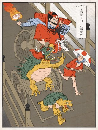 Jed-Henry-Ukiyo-e-Heroes-Mario-769x1024.jpg