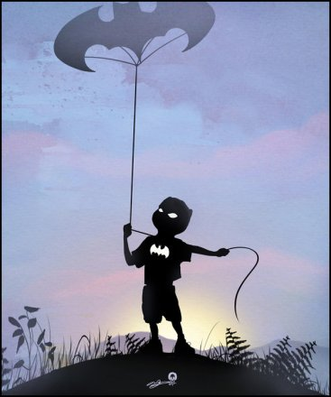 Andy-Fairhurst-Playground-Heroes-Batman.jpg