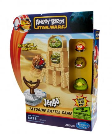 Hasbro Angry Birds Star Wars Jenga Tatooine Launcher Package.jpg