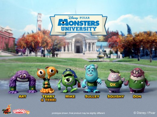 Monsters University -  Cosbaby (S) Series_PR1.jpg