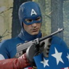 Hot Toys - Captain America - The First Avenger - Captain America (Star Spangled Man Version) Limited Edition Collectible Figurine_t.jpg