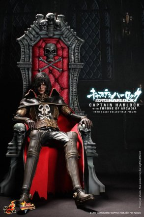 Hot Toys - Space Pirate Captain Harlock - Captain Harlock Collectible Figure with Throne of Arcadia_PR1.jpg