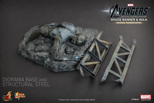Hot Toys - The Avengers - Bruce Banner and Hulk Collectible Figures Set_14.jpg