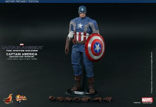 Hot Toys - Captain America - The Winter Soldier -  Captain America Golden Age Version Collectible Figure_14.jpg