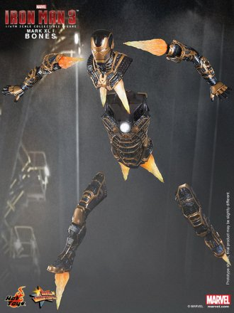 Hot Toys - Iron Man 3 - Bones (Mark XLI) Collectible Figure_PR13.jpg