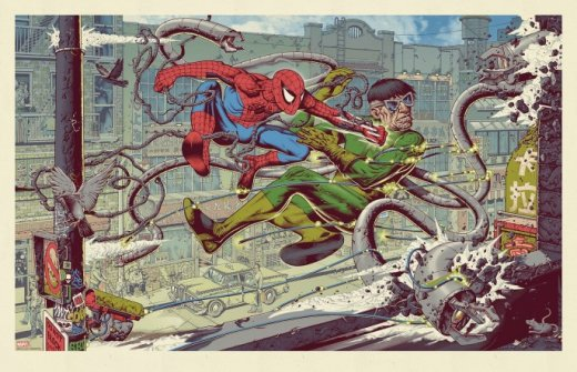 Mike-Sutfin-Spider-Man-vs.-Doctor-Octopus-686x443.jpg