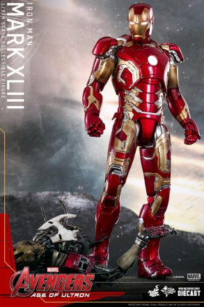 Hot Toys - Avengers Age of Ultron - Mark XLIII Collectible Figure_PR1.jpg