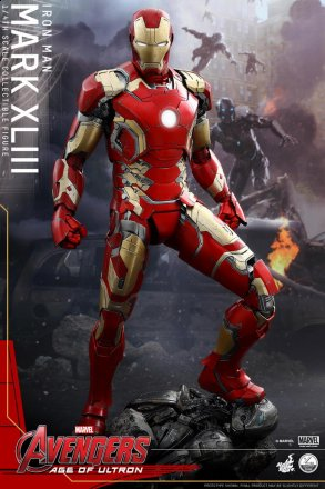 Hot Toys - Avengers - Age of Ultron - 1-4 Mark XLIII Collectible Figure_PR1.jpg