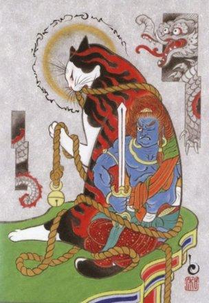 monmon-cats-Kazuaki-Horitomo-6.jpg