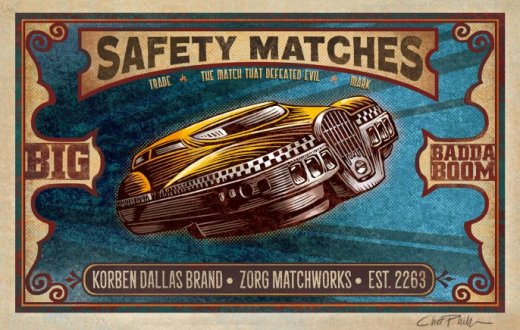 Chet-Phillips-Korben-Dallas-Safety-Matches.jpg