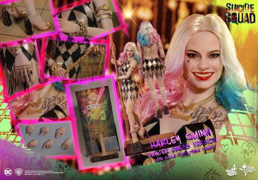 Hot Toys - SS - Harley Quinn Dancer Dress Version collectible figure_PR01.jpg