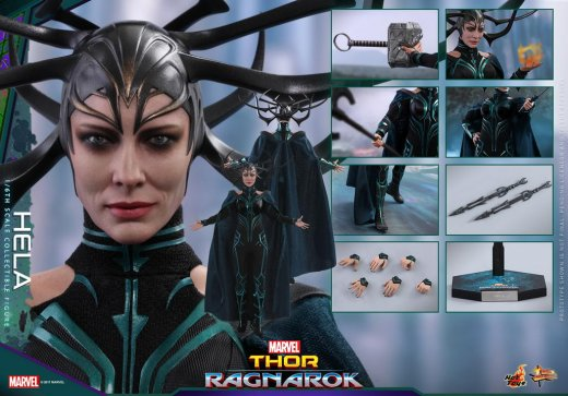 Hot Toys - Thor 3 - Hela collectible figure_PR29.jpg