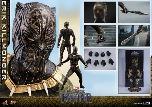 Hot Toys - Black Panther - Erik Killmonger collectible figure_PR26.jpg