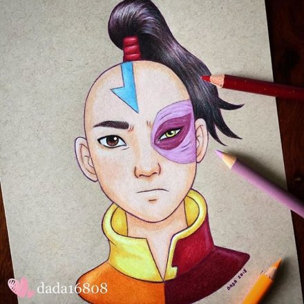 I-Combine-Two-Characters-Into-One-In-My-Color-Pencil-Illustrations-5c3c3e1fd6a88__700.jpg