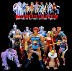 Thunder Cats Figures on Custom Thundercats Figures Jpg